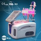 Lipo laser+ Fractional RF facial lifting beauty machine