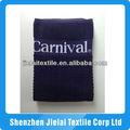 Azul marinho carnaval cruzeiro Terry pano toalha de praia w / Logo