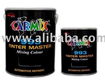 Carmix Tinter Master & Binders
