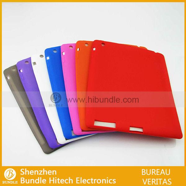 For Ipad Silicone Case ,Silicone for Ipad Case