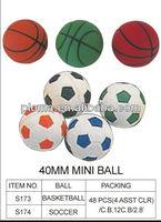 KID OUTDOOR TOYS (S174) 40MM MINI BALL