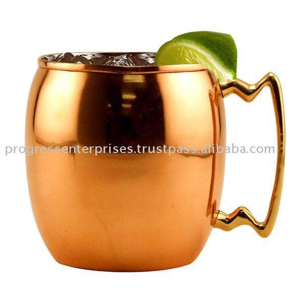 Moscow mule copper mug 16 oz