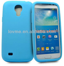 Smooth Silicone Soft Case Back Cover skin for Samsung galaxy s4 mini i9190