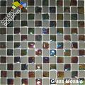casuale mosaico di piastrelle di mosaico viola