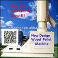 Nuevo diseño alimentoparaganado de pellets que hace la máquina/pellet línea de producción