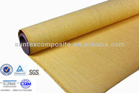 weave locked pva coated anti fire material for welding blanket