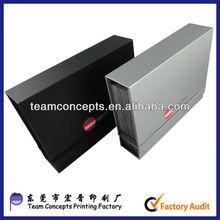 Brand printed chipboard 5 inch gift box