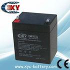 12V 5AH Alarm Security System Battery NEW! 12 volt 5 amp hour 12V 5ah