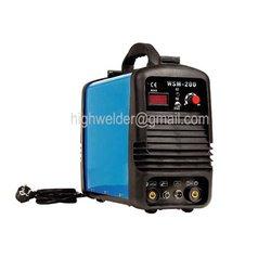 Inverter DC TIG/MMA WELDER/Welding machine (WS-160-B22, WS-180-B22, WS-200-B22)