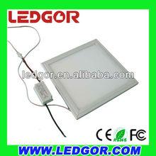European style energy saving 600*600mm LED panel Warm white with CE RoHS