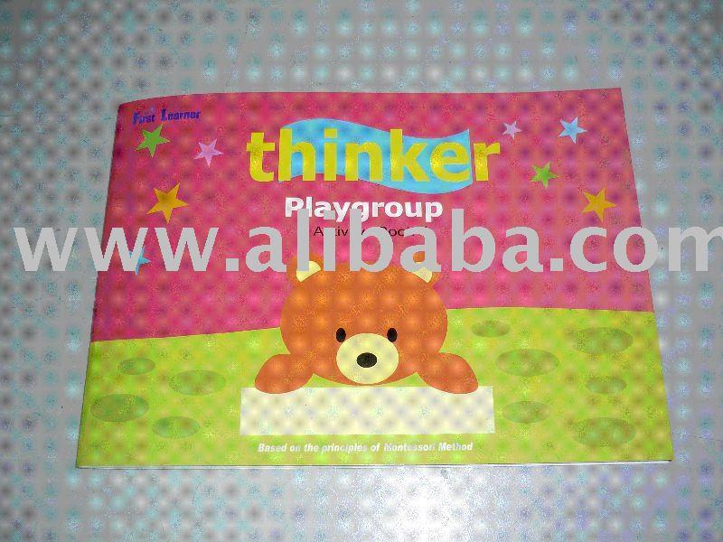 montessori preescolar libro de actividades para los ancianos 3 años de edad