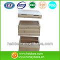 la apicultura de nido de abeja de madera cajas de la colmena