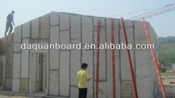 eps&cement sandwich wall panel for 2270*610*60/75/90/100/120/150/180mm