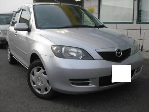 mazda fob. Mazda Demio CASUAL 2003 Used