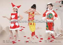 XC-092,109,009 Kids chinese costumes,chinese dance traditional costume