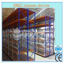 Garage ripiano, ajustable mensola rack in acciaio