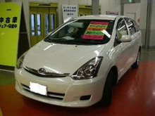 2007 Toyota / Wish USED CAR