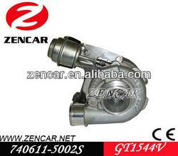 GT1544V turbo for Kia Rio Car 740611-5002S with D4FB Engine