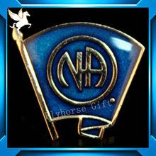 custom logo car lapel pins