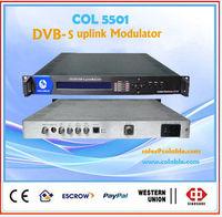 COL5501 uplink modulator dvb-s qpsk modulation, dvb-s/dvb-s2 qpsk modulator,asi to rf modulator