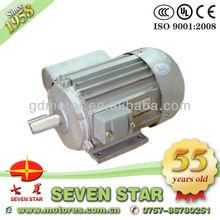YY series electric fan motor construction