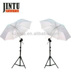 Studio Diffuser Umbrella and Stand Lighting Kit