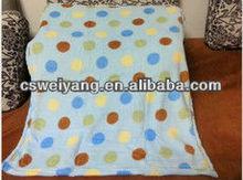Microfiber babies and children blanket