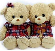 T-shirt bear stuffed toy bear with sweater classic plush teddy bear