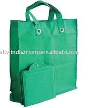 NON WOVEN FOLDABLE PROMOTION SHOPPING BAG