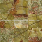Green Floor/ Wall Onyx Tiles, Green Kitchen/Bathroom Onyx Tiles, G Tiles