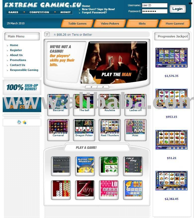 Make money with your own online casino northern lights casino spokane wa