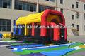 jogo inflável dos esportes arena beyblade made in china