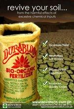 Durabloom Bio-Organic Fertilizer