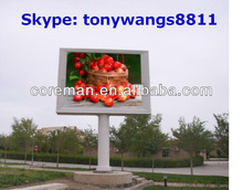 DIP outdoor rgb led monitor panel full color p10/ rgb led panel curtain/ DIP RGB full color led display p16 p20 p25