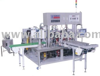 Rotary fill seal packing machine (HR-600)