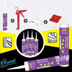 GLSIL-N318 Highly Felxible Silicone Sealant
