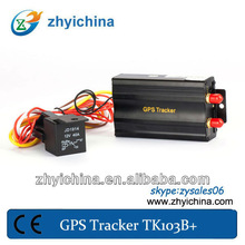 2013 new arrival hot TK103B+ acc detection gps tracker
