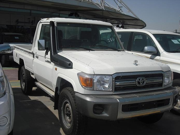 Toyota Land Cruiser 2011 Model. NEW TOYOTA HZJ79 LAND CRUISER