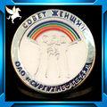 zinco medalha medalha de metal emblema medalha shield