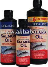 Life Line Wild Alaskan Salmon Oil f/ Pets