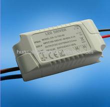 220v 12v 24v transformer dimmable MR16 LED driver,12V constant voltage led driver,9W led driver