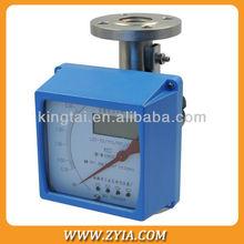 Variable metal tube ss rotameter flow meter