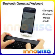 Bluetooth keyboard gamepad for mini ipad iphone5