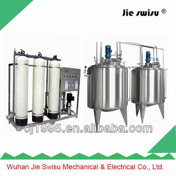 Economic type wholesale melt and pour soap base machine