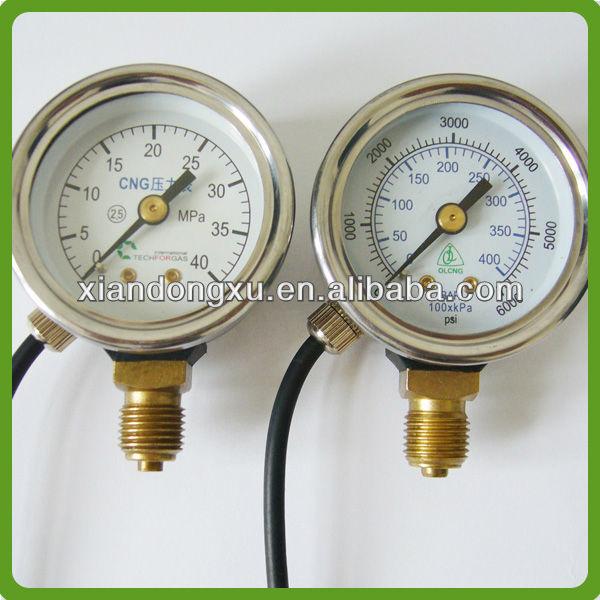 50mm Optical Type Gas Pressure
