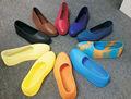 plegable de silicona zapatos