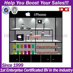 Customized arcylic mobile phone showcase (DG-H091)