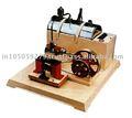 Td - el motor de vapor modelo de fábrica