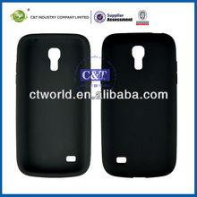 New cute soft silicone case cover skin for Samsung S4 mini