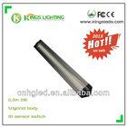 0.3m 3w trigonal body led under shelf light bar